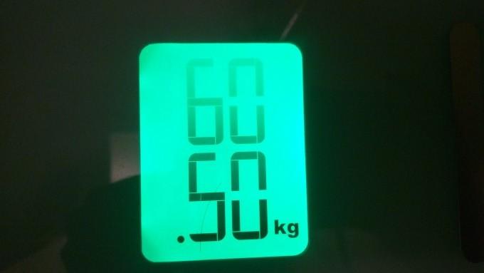11.30体重