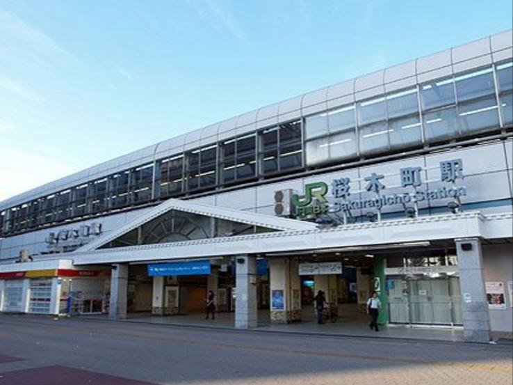 JR桜木町駅